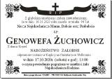 Genowefa Żuchowicz