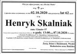 Henryk Skalniak