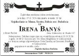 Irena Banyś