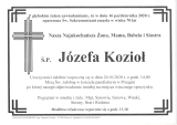 Józefa Kozioł