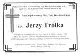 Jerzy Trólka