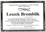 Leszek Bromblik