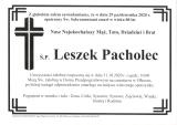Leszek Pacholec