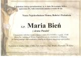 Maria Bień