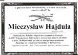 Mieczysław Hajduła