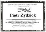 Piotr Żydziok
