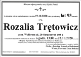 Rozalia Trętowicz