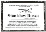 Stanisław Dusza