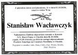 Stanisław Wacławczyk