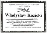 Władysław Kozicki