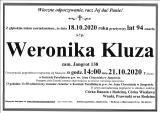 Weronika Kluza