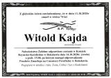 Witold Kajda