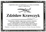 Zdzisław Krawczyk