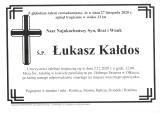 Łukasz Kałdos