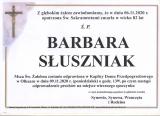Barbara Słuszniak