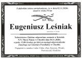 Eugeniusz Leśniak