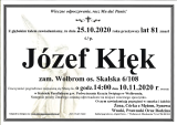 Józef Kłęk