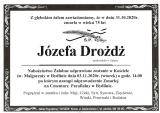Józefa Dróżdż