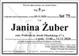 Janina Żuber