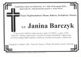 Janina Barczyk