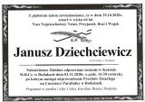 Janusz Dziechciewicz