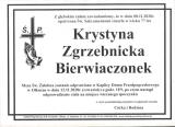 Krystyna Bierwiaczonek