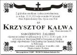 Krzysztof Kałwa