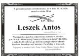 Leszek Antos