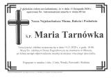 Maria Tarnówka
