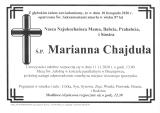 Marianna Chajduła