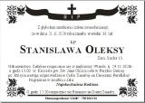 Stanisława Oleksy