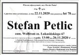 Stefan Petlic