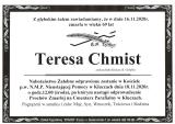 Teresa Chmist