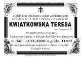 Teresa Kwiatkowska