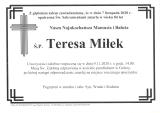 Teresa Miłek