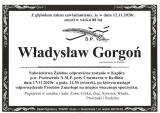 Władysław Gorgoń