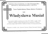 Władysława Musiał