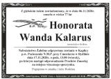 Wanda Kalarus