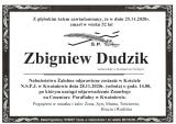 Zbigniew Dudzik