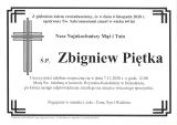 Zbigniew Piętka
