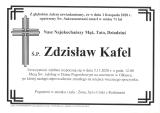 Zdzisław Kafel