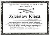 Zdzisław Kieca