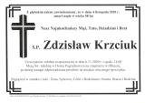 Zdzisław Krzciuk