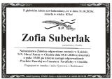 Zofia Suberlak