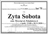 Zyta Sobota