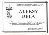 Aleksy Dela