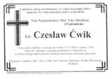Czesław Ćwik