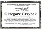 Grzegorz Grzybek