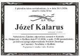 Józef Kalarus