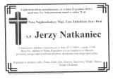 Jerzy Natkaniec